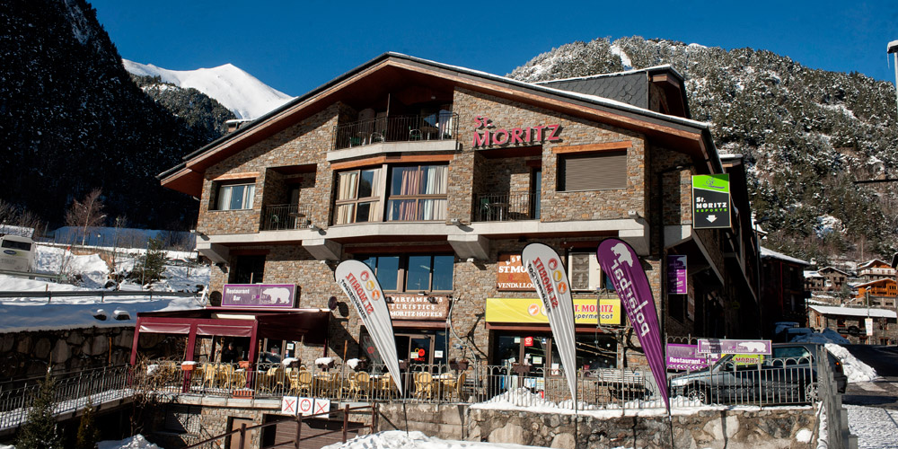 Apartments Sant Moritz, Arinsal