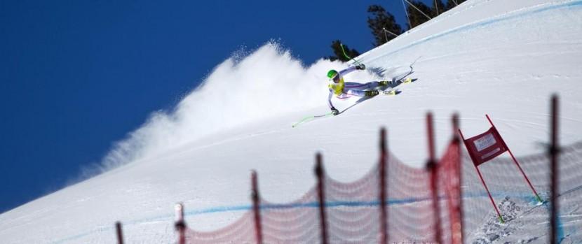 Ski Racing in Grandvalira