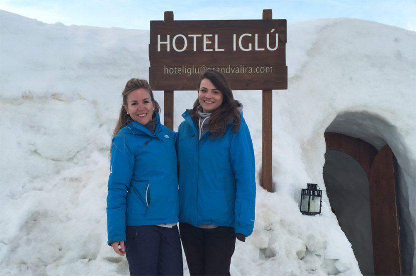 Iglu Hotel, Grau Roig