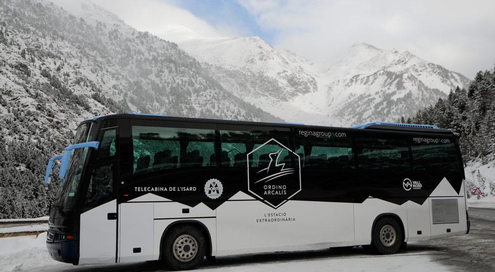 Arcalis bus