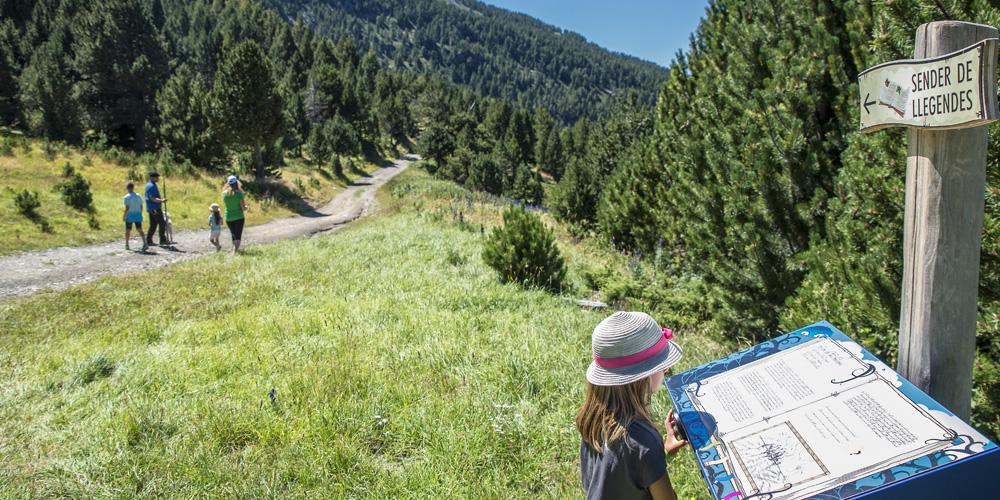 Walk in Andorra