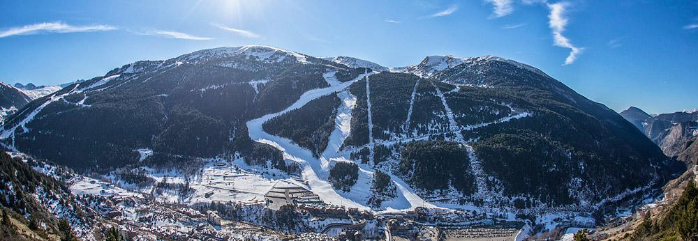 Grandvalira Ski Domain