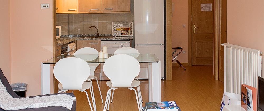 Apartments La Pleta de Soldeu