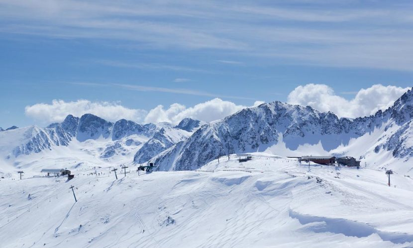 Grandvalira mountains