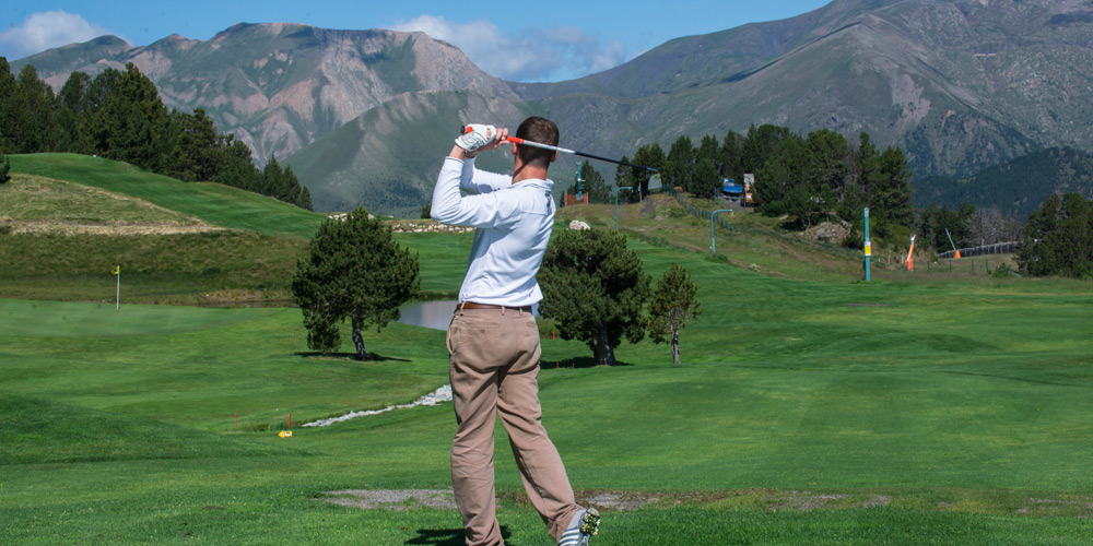 Golf Soldeu - Europe's Highest Golf Course