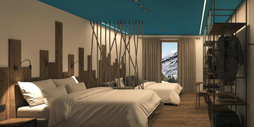 Hotel Ushuaia in Arinsal, Andorra