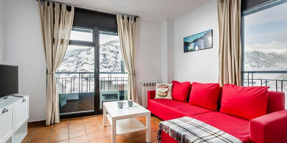 Apartments Prat de Les Molleres, Soldeu