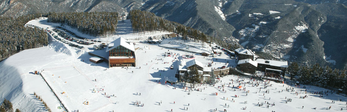 Pal ski station in Vallnord